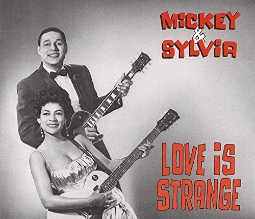 Mickey & Sylvia Love Is Strange 2 CD