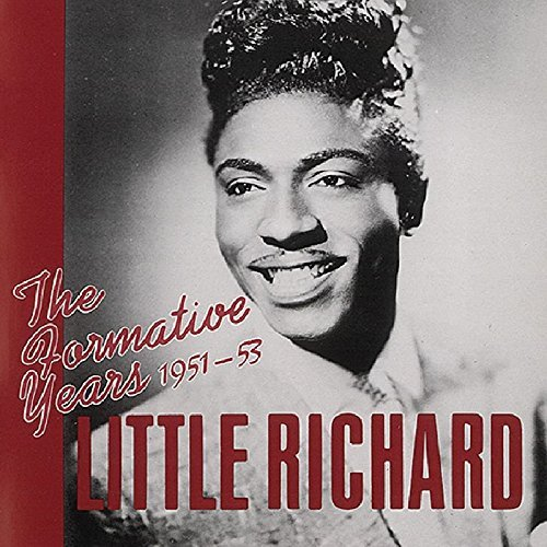 Little Richard Formative Years 1951 53