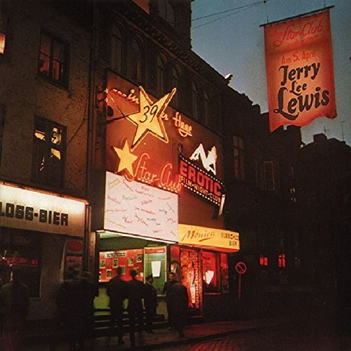 Jerry Lee Lewis Live At The Star Club Hamburg