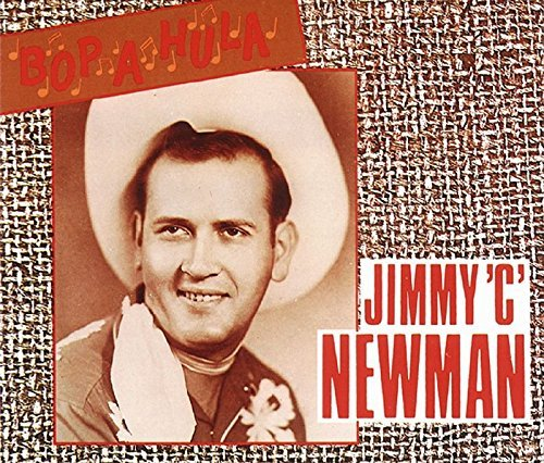 Jimmy C. Newman Bop A Hula 2 CD