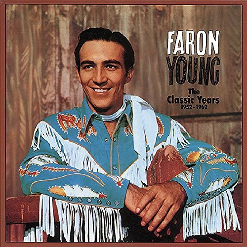 Faron Young Classic Years 1952 62 5 CD Incl. Book
