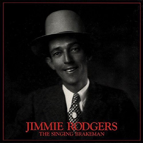 Jimmie Rodgers Singing Brakeman 6 CD Incl. Book