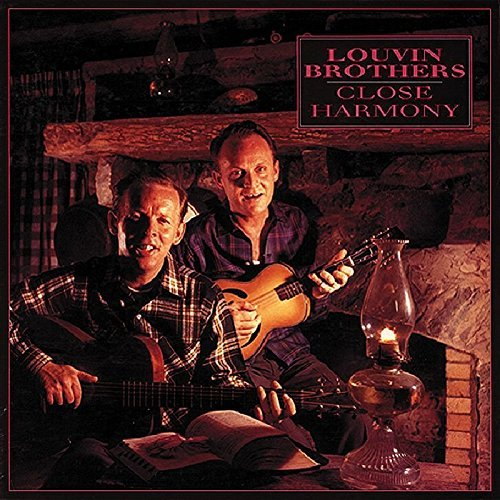 Louvin Brothers Close Harmony 8 CD Incl. Book