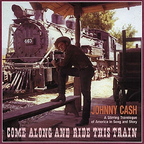 Johnny Cash Come Along & Ride This Train 4 CD