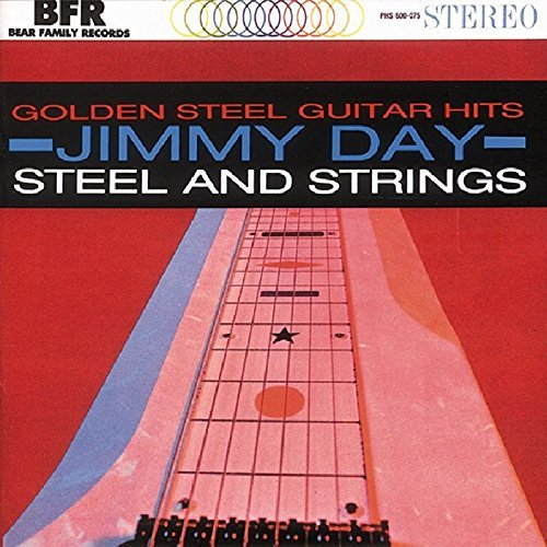 Jimmy Day Golden Steel Guitar Hits Steel