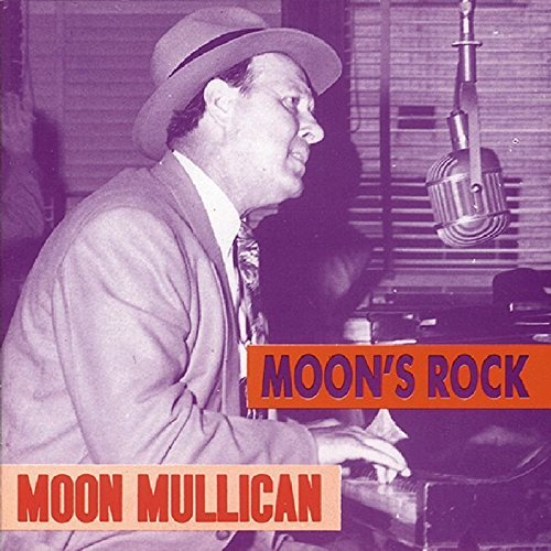Moon Mullican Moon's Rock Incl. 20 Pg. Booklet
