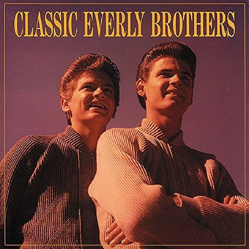 Everly Brothers 1955 60 Classic Import Eu 3 CD Incl. Book