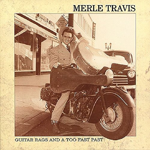Merle Travis Guitar Rags & A Too Far Past 5 CD Incl. Book