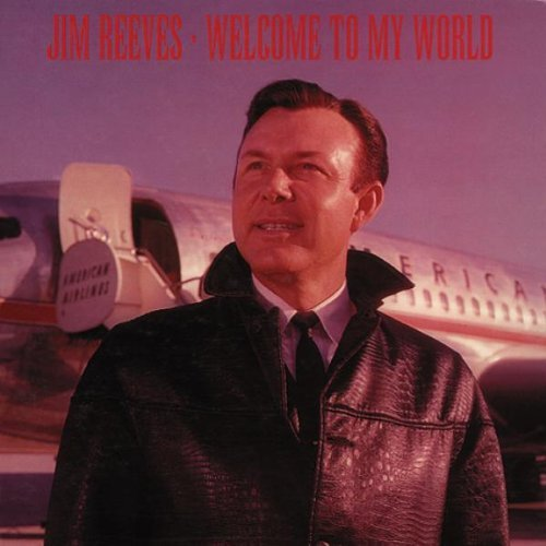 Jim Reeves Welcome To My World Import Eu 16 CD Incl. Book