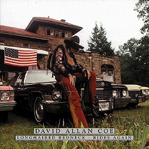 David Allan Coe Longhaired Redneck Rides Again Import Eu