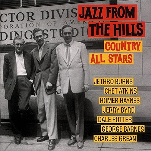 Country All Stars Jazz From The Hills Country All Stars