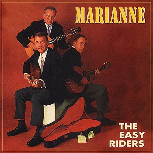 Easy Riders Marianne Easy Riders 6 CD Incl. Book