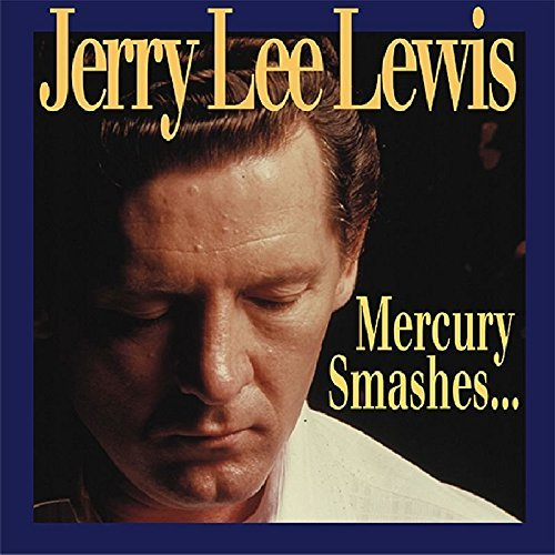 Jerry Lee Lewis Mercury Smashes & Rockin' Sess 10 CD Incl. Book
