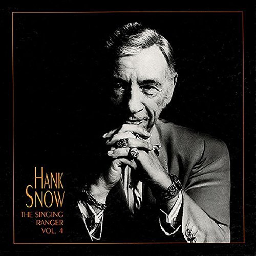Hank Snow Vol. 4 Singing Ranger 9 CD Incl. Book