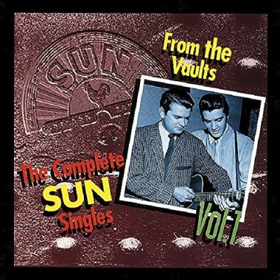 Complete Sun Singles Vol. 1 From The Vaults 4 CD Incl. Book