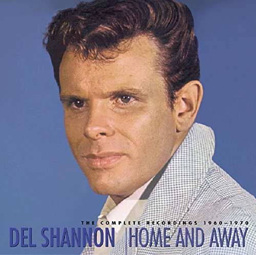 Del Shannon Home & Away The Complete Recor 8 CD Incl. Book