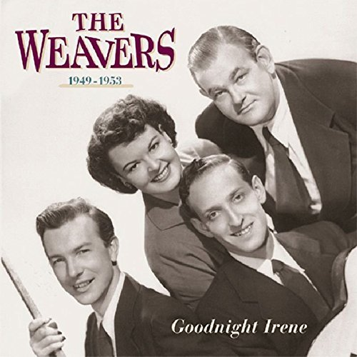 Weavers 1949 53 The Weavers Goodnight 5 CD Incl. Book