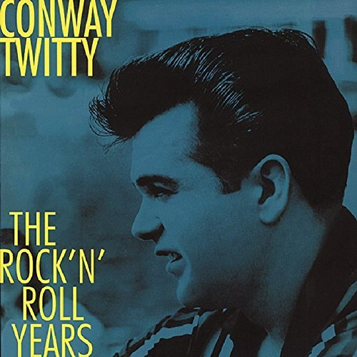 Conway Twitty Rock N Roll Years 8 CD Incl. Book