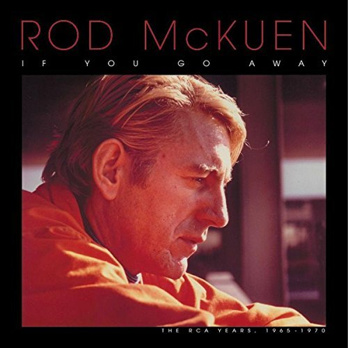 Rod Mckuen If You Go Away The Rca Years 1 7 CD Incl. Book
