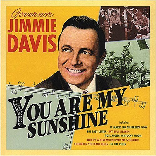 Jimmie Davis You Are My Sunshine 5 CD Incl. Book