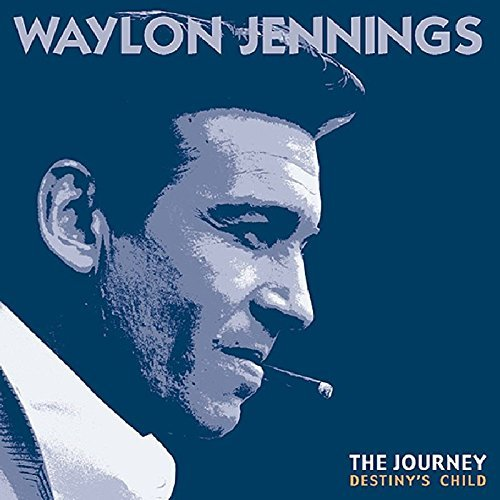 Waylon Jennings Journey Destiny's Child 6 CD Incl. Book