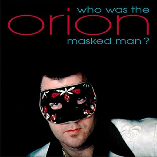 Orion Who Was That Masked Man 4 CD Incl. Book