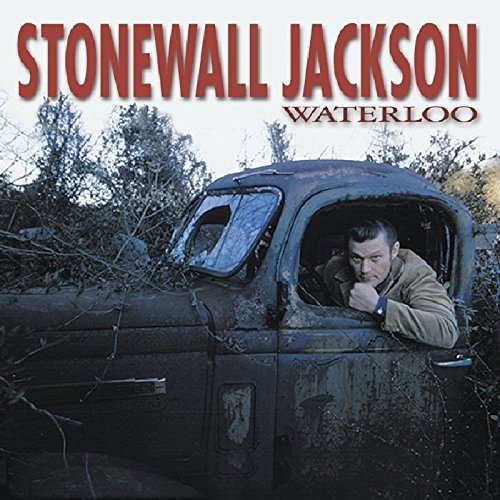 Stonewall Jackson Waterloo 4 CD Incl. Book