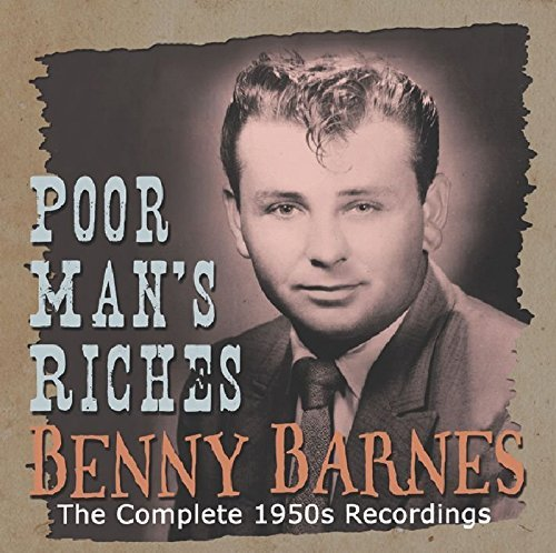 Benny Barnes Poor Man's Riches The Complete