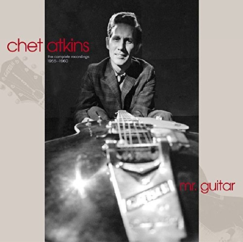 Chet Atkins Mr. Guitar The Complete Record 7 CD Incl. Book