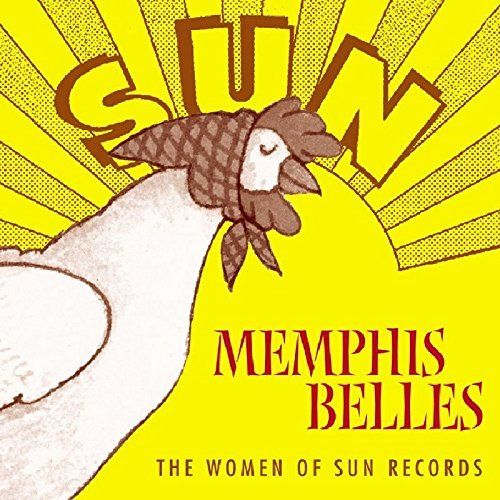 Memphis Belles Women Of Sun R Memphis Belles Women Of Sun R 6 CD Incl. Book