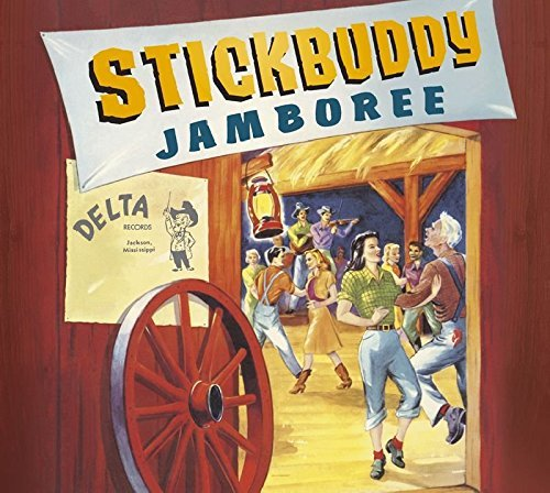 Stickbuddy Jamboree Stickbuddy Jamboree Digipak Booklet