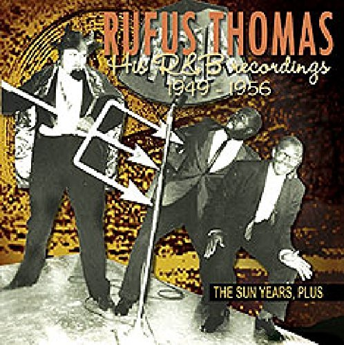 Rufus Thomas Sun Years Plushis R&b Recordin