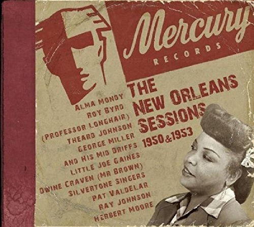 Mercury New Orleans Sessions 1 Mercury New Orleans Sessions 1 2 CD
