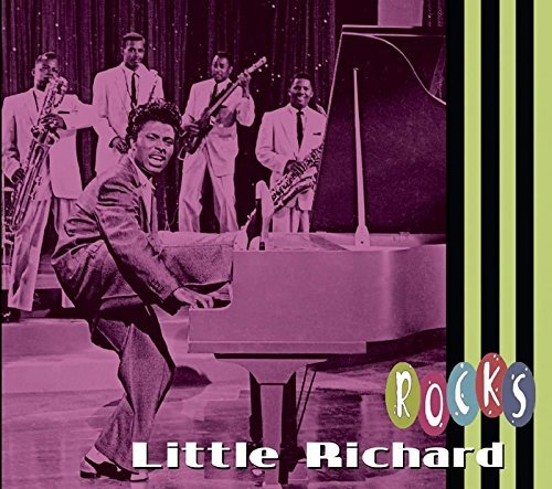 Little Richard Rocks Digipak Booklet