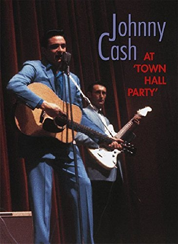Johnny Cash Live At Town Hall Party