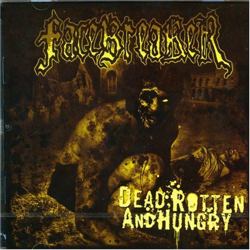 Facebreaker Dead Rotten & Hungry