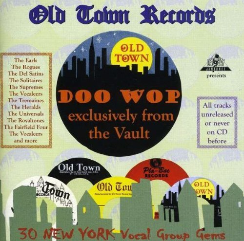 Old Town Records Doo Wop Old Town Records Doo Wop Supremes Tremaines Ovations Dunham Earls Alava Heralds