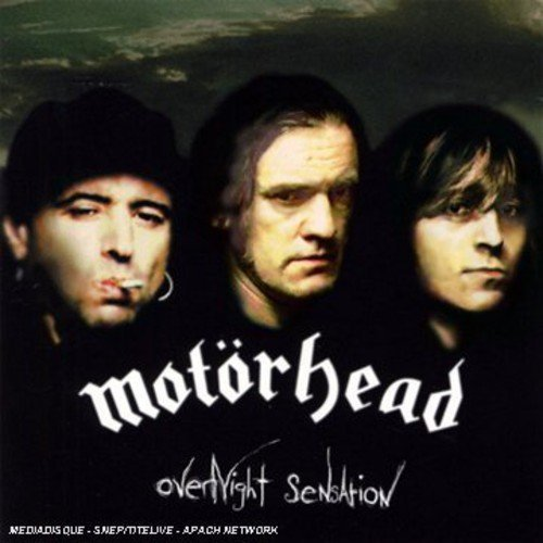 Motörhead Overnight Sensation Import Gbr
