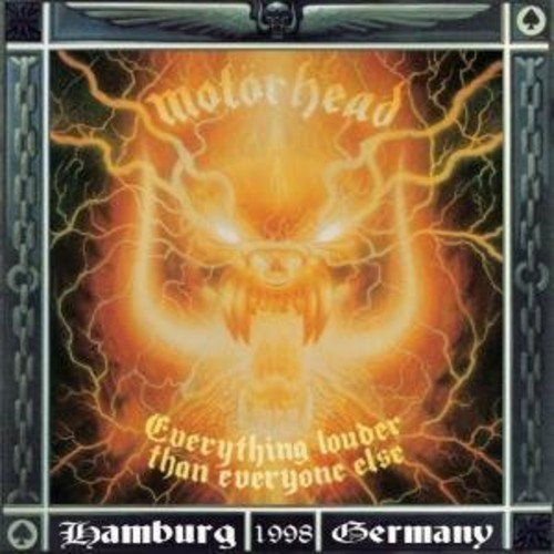 Motörhead Everything Louder Than Everyon Import Gbr