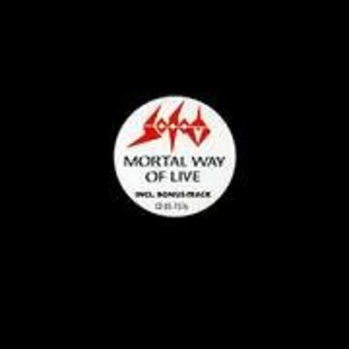 Sodom This Mortal Way Of Life Import Gbr