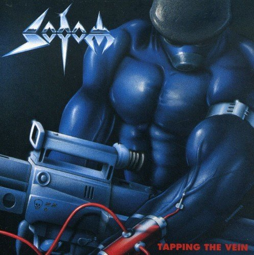 Sodom Tapping The Vein Import Gbr