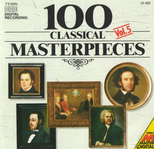 Various 100 Classical Masterpieces Volume 5