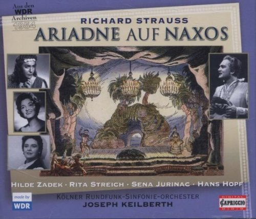 R. Strauss Ariadne Auf Naxos Import Eu 2 CD Set