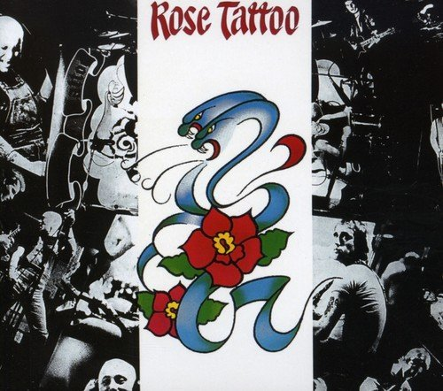 Rose Tattoo Rose Tattoo Import Eu Incl. Bonus Tracks