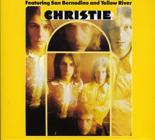 Christie Featuring San Bernadino & Yell Import Eu Digipak