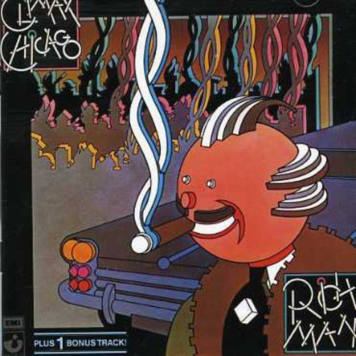 Climax Chicago Blues Band Rich Man Import