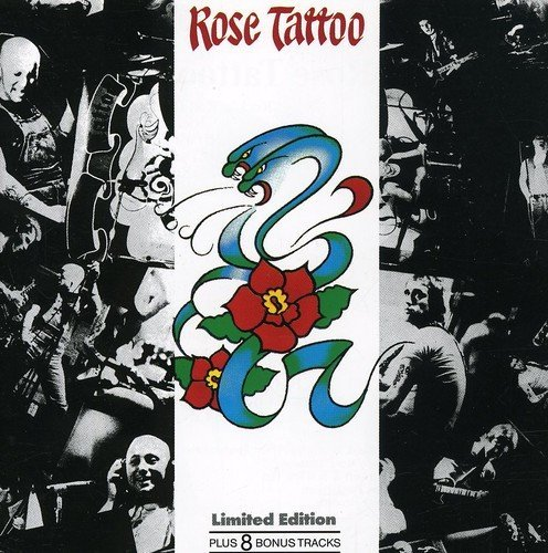 Rose Tattoo Rose Tattoo Import Eu
