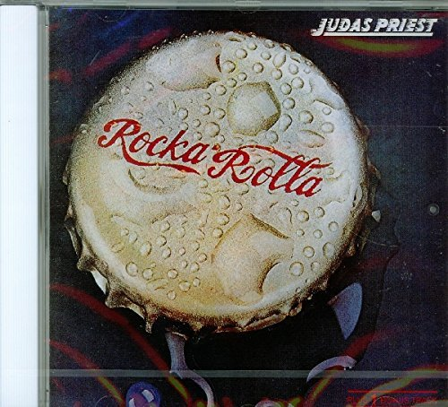 Judas Priest Rocka Rolla Import Deu