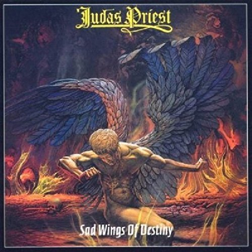 Judas Priest Sad Wings Of Destiny Import Deu