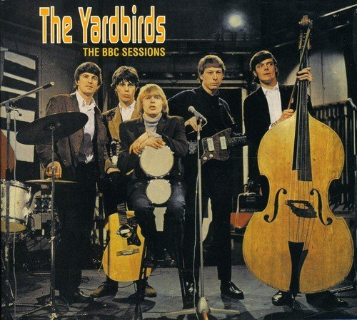 Yardbirds Bbc Sessions Import Eu